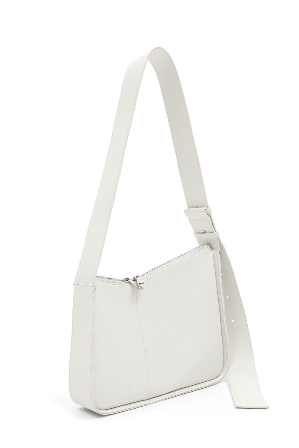M MIDDLE BAG_WHITE