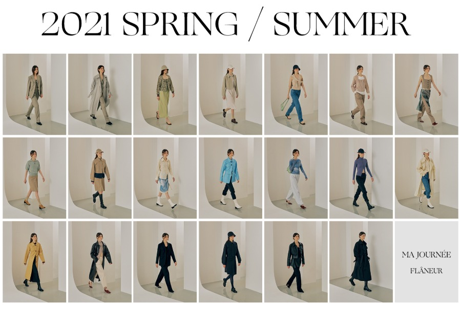 2021.SPRING/SUMMER COLLECTION