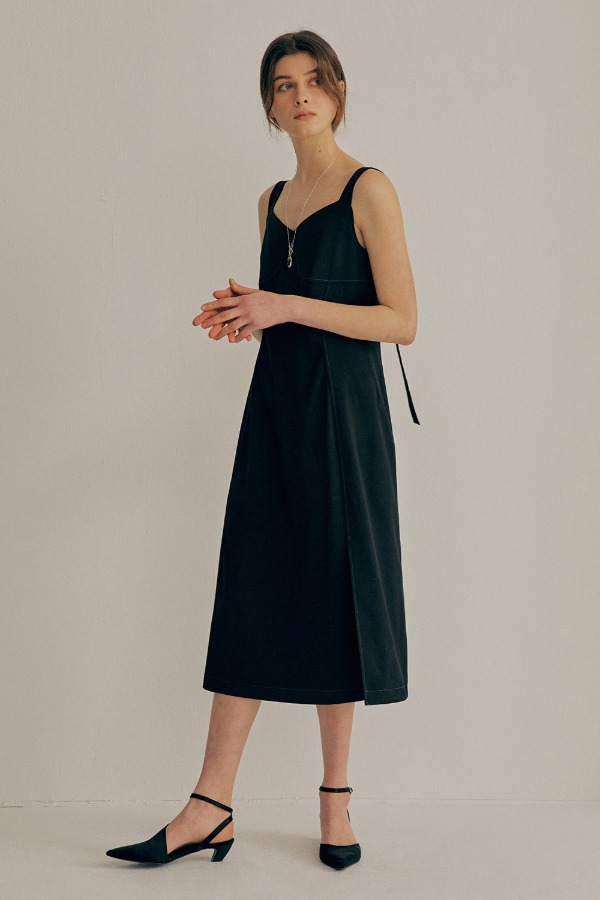 SLIM LINE ONE-PIECE_BLACK
