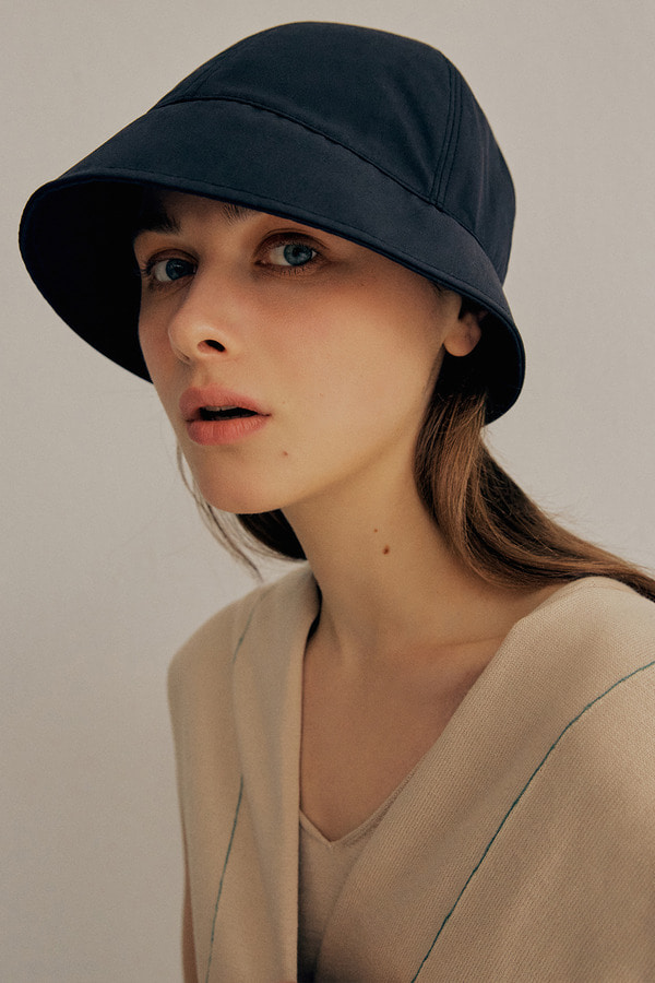 M BUCKET HAT_NAVY